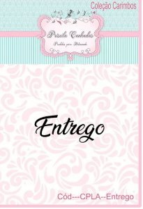 Carimbo CPLA - Entrego