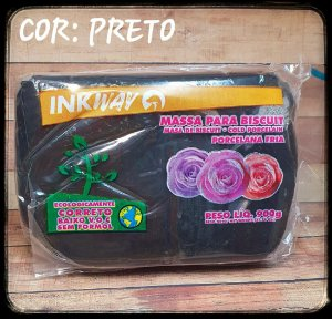 Massa Ink Way - Preto