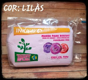 Massa Ink Way - Lilás