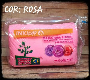 Massa Ink Way - Rosa