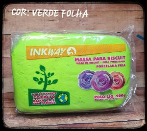 Massa Ink Way - Verde Folha