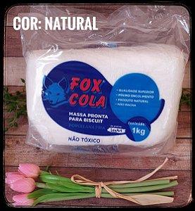 Massa para Biscuit FOX - Natural