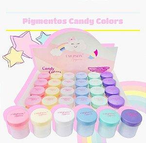 Pigmento em Pó - Candy Colors - Emerson Nogueira