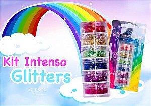 Kit Intenso Glitters - Emerson Nogueira