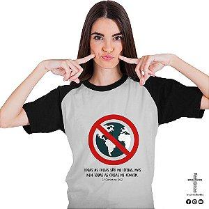 Camiseta Raglan -1Coríntios