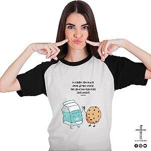 Camiseta Raglan -