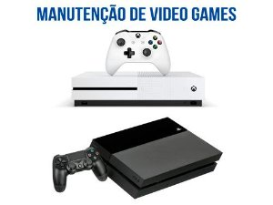 Conserto de Vídeo Games