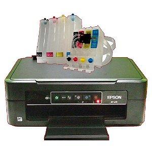 Instalamos Bulk Ink Nas Impressoras XP-214, XP231, XP241