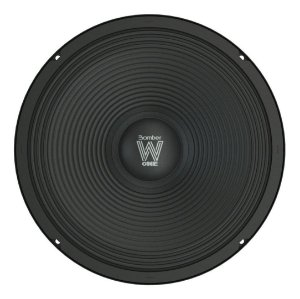 """Woofer Cone Seco Bomber One 12"""" 125w Rms 4 Ohms Bob. Simples"""