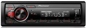 Radio Automotivo Bluetooth Pioneer MVH-S218bt Usb