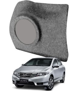 Caixa De Fibra Lateral Reforçada Honda City Esquerdo