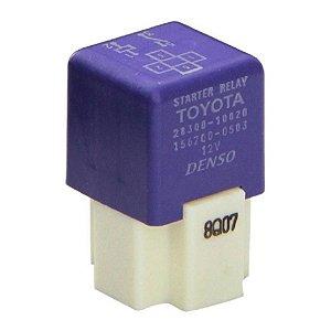 Relê De Partida Toyota Corolla Lexus 28300-10020 Denso