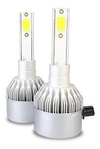 KIT LAMPADA LED FAROL H1 6000K