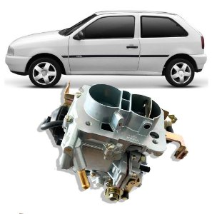 Carburador Gol Parati Saveiro 1.6 Cht Gás 96
