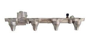 Flauta Combustível Escort Zetec (ferro)