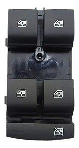 Interruptor Vidro Elétrico Spin / Cruze / Onix / Tracker