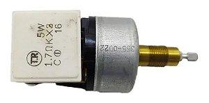Interruptor Reostato Luz Painel Toyota Hilux / Sw4