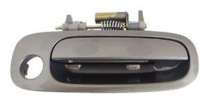 Maçaneta Ext. Dianteiro Direito Toyota Corolla Cinza Metal