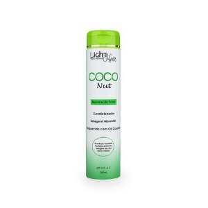 Light Hair Professional Hair Coco Nut Reparação Total Condicionador