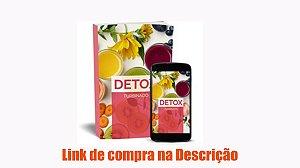 Detox Turbinado-100 Receitas Detox. Receitas Fáceis e Práticas. Sucos, Sopas, Chás, Saladas e Água Detox. + Bônus Exclusivo Emagreça de Forma Rápida e Saudável.