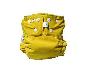 Fralda Ecológica Nova Era Baby - Amarelo