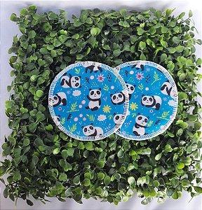 Absorventes de seios - Panda