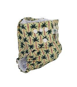 Fralda Ecológica Nova Era Baby - Palmeira