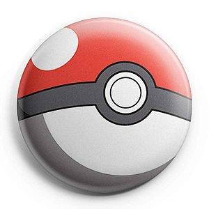 Botton Pokémon - Pokebola