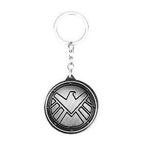 Chaveiro Agentes da SHIELD - Vingadores - Marvel