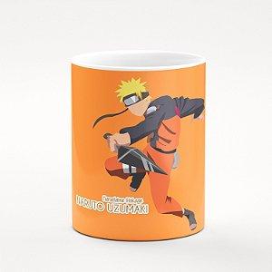 Caneca Naruto Uzumaki