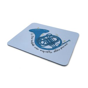 Mousepad How I Met Your Mother - Trompa Azul
