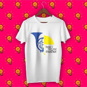 Camiseta How I Met Your Mother