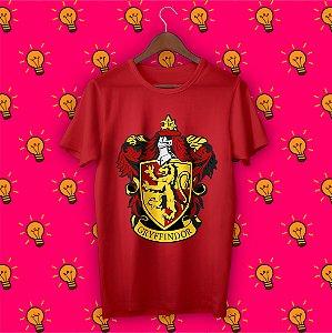 Camiseta Harry Potter - Grifinória