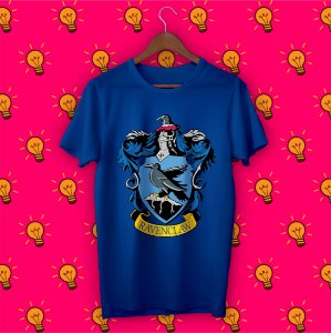 Camiseta Harry Potter - Corvinal