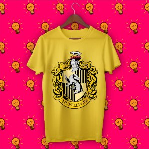 Camiseta Harry Potter - Lufa-Lufa