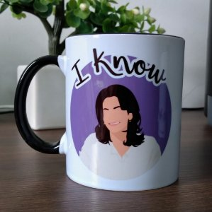 Caneca Friends - I Know