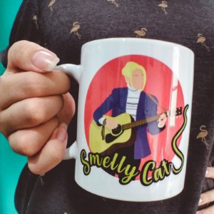 Caneca Friends - Smelly Cat