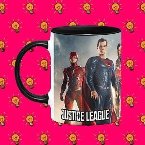 Caneca Liga da Justiça (Mod. 3)