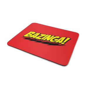 Mousepad The Big Bang Theory - Bazinga!