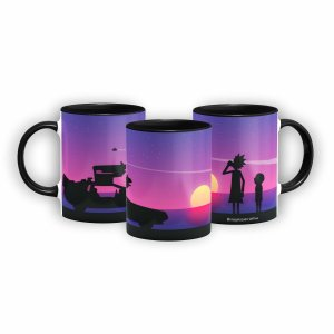 Caneca Rick and Morty (Mod.2)