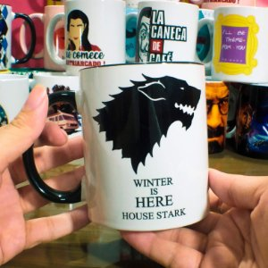 Caneca Game of Thrones - Starks