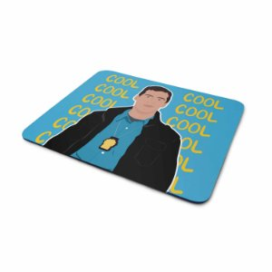 Mousepad Brooklyn Nine-Nine - Jake Peralta