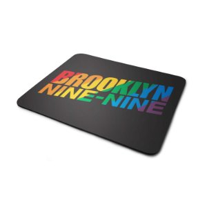Mousepad Brooklyn Nine-Nine (Mod.2)