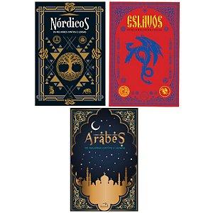 Combo Mitologias - 3 Boxes + Brindes