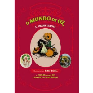 Box - A estrada para Oz + A cidade das Esmeraldas