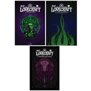 Combo H.P LOVECRAFT