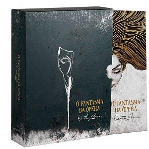 Box O Fantasma da Ópera - Acompanha pôster + suplemento