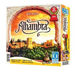 Alhambra (Edição Revisada) - Pré-venda