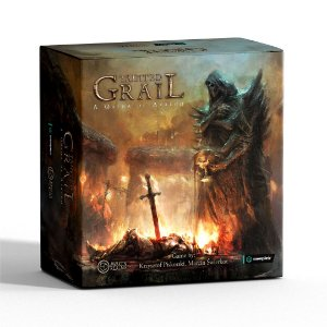 Tainted Grail: A Queda de Avalon + Playmat (Pré-venda)