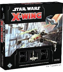 Star Wars: X-Wing 2.0 – Jogo Base (pré-Venda)